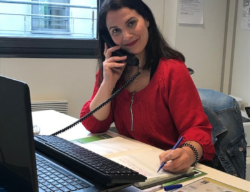 Meet Maëlle Simoes, agent liaison manager at GES