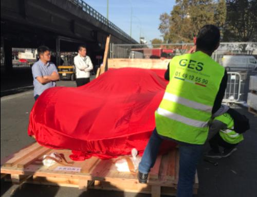 Handling an electric hyper car